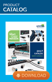Leviton High-Performance Copper, Fiber & Power Network Connectivity